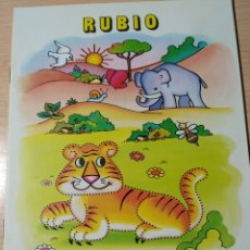 Livres: CUADERNO RUBIO ESCRITURA N 05. NUEVO. Lote 191811300