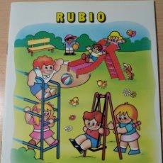 Livres: CUADERNO RUBIO ESCRITURA N 06. NUEVO. Lote 191811386