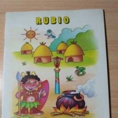 Livres: CUADERNO RUBIO ESCRITURA N 07. NUEVO. Lote 191811488
