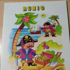 Livres: CUADERNO RUBIO ESCRITURA N 1. NUEVO. Lote 191811587