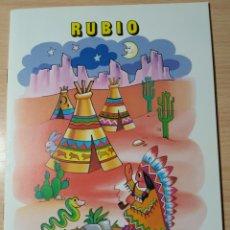 Livres: CUADERNO RUBIO ESCRITURA N 4. NUEVO. Lote 191812028