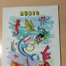 Livres: CUADERNO RUBIO ESCRITURA N 6. NUEVO. Lote 191812366