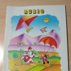 Livres: CUADERNO RUBIO ESCRITURA N 7. NUEVO. Lote 191812500