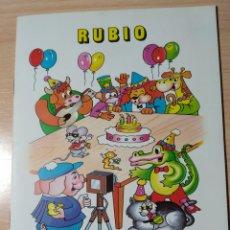 Livres: CUADERNO RUBIO ESCRITURA N 8. NUEVO. Lote 191812571