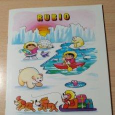 Livres: CUADERNO RUBIO ESCRITURA N 10. NUEVO. Lote 191812950