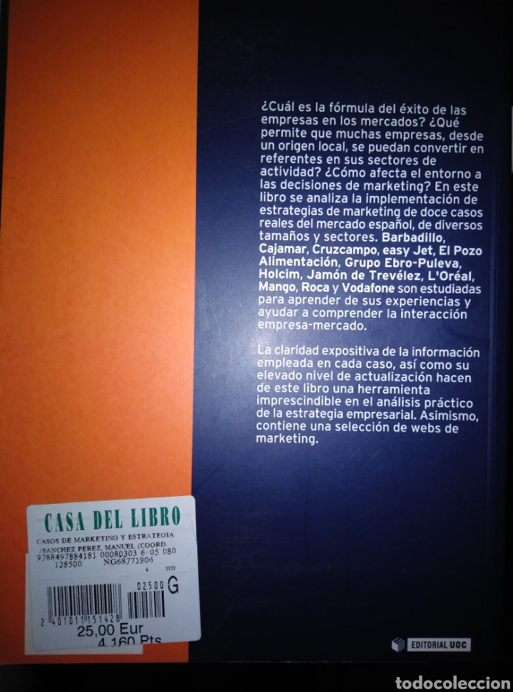 Libros: casos de marketing y estrategia - Foto 2 - 192068368