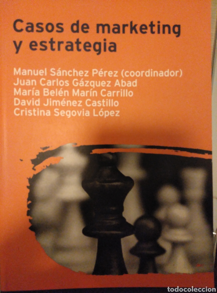 Libros: casos de marketing y estrategia - Foto 1 - 192068368