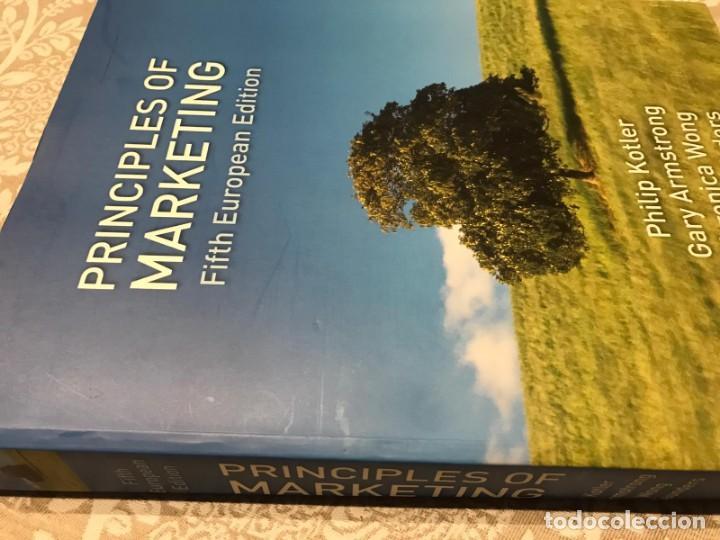 Libros: Principles of Marketing, Kotler - Foto 3 - 192446272