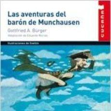 Libros: LAS AVENTURAS DEL BARON MUNCHAUSEN N/C. Lote 193576294