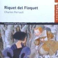 Libros: RIQUET DEL FLOQUET. MATERIAL AUXILIAR. EDUCACIO PRIMARIA. Lote 193576361