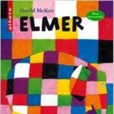 Libros: ELMER (LETRA MANUSCRITA). Lote 193576394