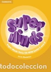 SUPER MINDS LEVELS 5 AND 6 TESTS CD-ROM (Libros Nuevos - Libros de Texto - Infantil y Primaria)