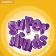 Libros: SUPER MINDS LEVELS 5 AND 6 TESTS CD-ROM. Lote 193917760