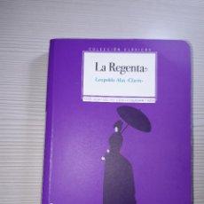 Libros: LIBRO LA REGENTA - EDICIONES SM. Lote 194750188