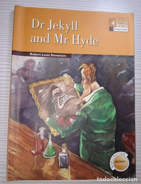 DR JEKILL AND MR HYDE BURLINGTON BOOKS (Libros Nuevos - Libros de Texto - ESO)