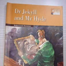 Libros: DR JEKILL AND MR HYDE BURLINGTON BOOKS. Lote 194750560