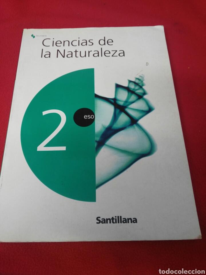 CIENCIAS DE LA NATURALEZA 2 ESO SANTILLANA (Libros Nuevos - Libros de Texto - ESO)
