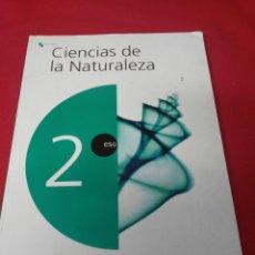 Libros: CIENCIAS DE LA NATURALEZA 2 ESO SANTILLANA. Lote 194782173