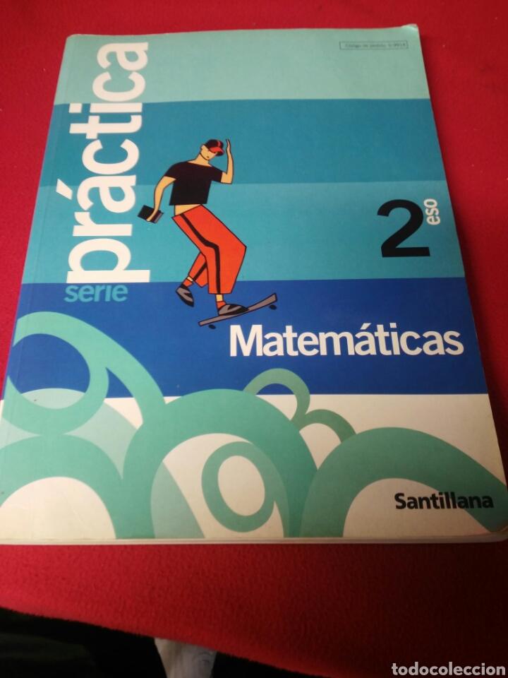 MATEMATICAS 2 ESO SANTILLANA (Libros Nuevos - Libros de Texto - ESO)