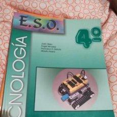 Libros: LIBRO DE TECNOLOGÍA 2007. Lote 194900445