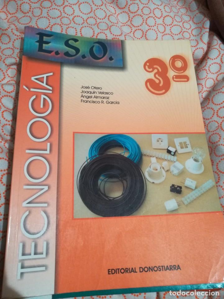 LIBRO DE TECNOLOGÍA 2005 (Libros Nuevos - Libros de Texto - ESO)