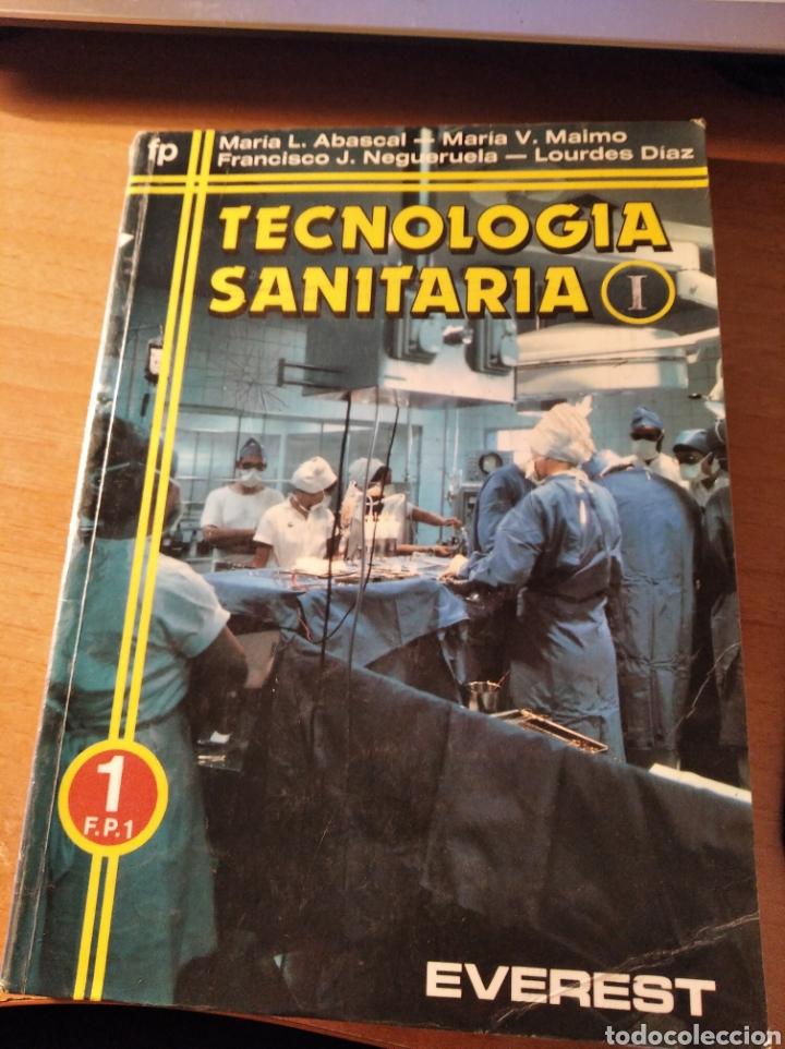 TECNOLOGIA SANITARIA 1FP (Libros Nuevos - Libros de Texto - Ciclos Formativos - Grado Medio)