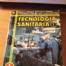 Libros: TECNOLOGIA SANITARIA 1FP. Lote 195058386