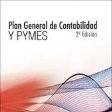 Libros: PLAN GENERAL DE CONTABILIDAD Y PYMES. Lote 195064065
