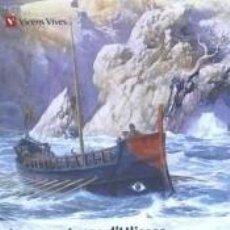 Libros: LES AVENTURES DE ULISES, LA HISTORIA DE LODISEA. Lote 195191023