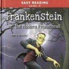 Libros: FRANKENSTEIN. Lote 195365846