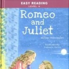 Libros: ROMEO AND JULIET. Lote 195365892