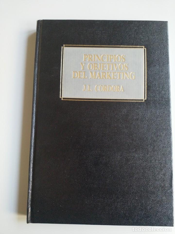 Libros: Principios y objetivos del marketing,J.L Cordoba - Foto 1 - 195371227