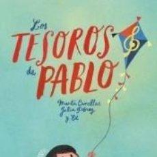 Libros: LOS TESOROS DE PABLO. Lote 195388101