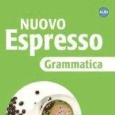 Libros: NUOVO ESPRESSO. GRAMMATICA A1-B1. Lote 195395488
