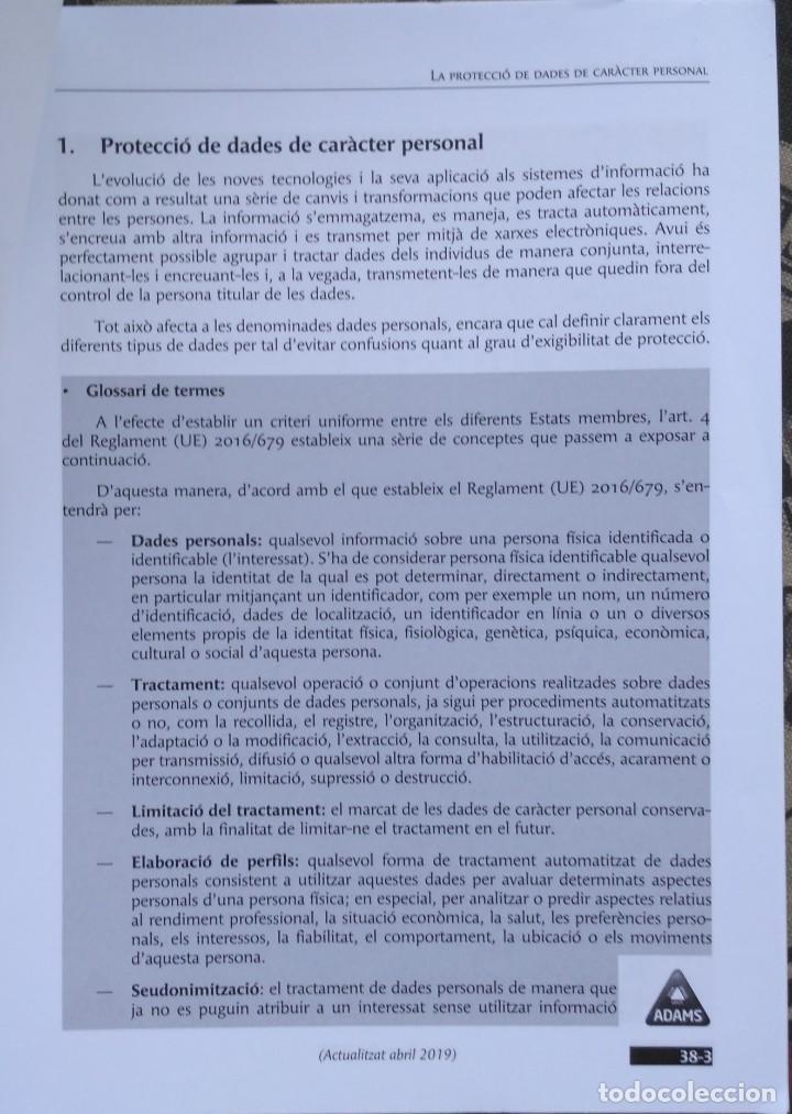 Libros: AUXILIARS ADMINISTRATIUS: CORPORACIONS LOCALS. TEMARI 1 Y 2 - Foto 9 - 243765365