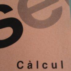 Libros: SIS SET N 8A. CÀLCUL NUEVO CATALÁN. Lote 196199883
