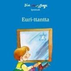 Libros: EURI-TTANTTA. Lote 196754353