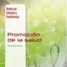 Libros: PROMOCIÓN DE LA SALUD. Lote 196767515