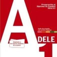 Libros: PREPARACIÓN AL DELE A1. LIBRO DEL ALUMNO. EDICIÓN 2020. Lote 197324156