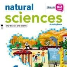 Libros: THINK DO LEARN NATURAL SCIENCES 1ST PRIMARY. ACTIVITY BOOK MODULE 1. Lote 197535352
