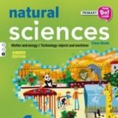 Libros: THINK DO LEARN NATURAL SCIENCES 1ST PRIMARY. CLASS BOOK MODULE 3 AMBER. Lote 197535376