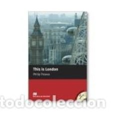 Libros: MR (B) THIS IS LONDON PK NEW ED. Lote 198096971