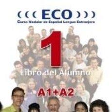 Libros: ECO 1. Lote 198907026