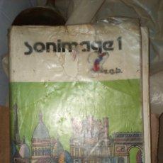 Livres: LIBRO SONIMAGE SEXTO DE EGB 1981. Lote 203931162