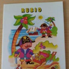 Livres: RUBIO ESCRITURA N 1 NUEVO VINTAGE. Lote 204374831