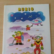 Livres: RUBIO ESCRITURA N 3. NUEVO VINTAGE. Lote 204374901
