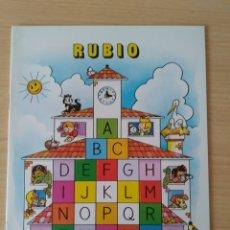 Livres: RUBIO ESCRITURA N 5. NUEVO VINTAGE. Lote 204374951