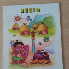 Livres: RUBIO ESCRITURA N 07. NUEVO VINTAGE. Lote 204374991