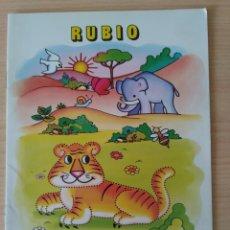 Livres: RUBIO ESCRITURA N 05. NUEVO VINTAGE. Lote 204375027