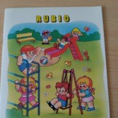 Livres: RUBIO ESCRITURA N 06. NUEVO VINTAGE. Lote 204375067